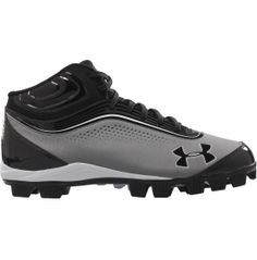 Under Armour Kids Heater Mid Tpu Baseball Cleat Dick S