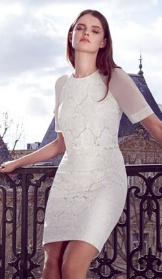Little White Dress: a holiday staple