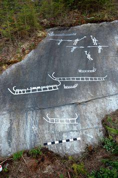 Bro Tanum Rock Art Museum Sweden Archaeology