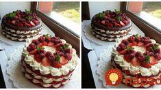To je nápad! Red Velvet, Velvet Cake, Waffles, Cheesecake, Breakfast, Recipes, Food, Twitter, Morning Coffee