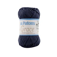 This mercerized cotton has a delicate and subtle sheen. A perfect yarn for your…