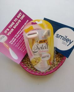 #FreeSample #BICSoleil Balance from #Smiley360