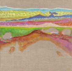Fowlers Gap Glowing by Kerry Candarakis   PLATFORMstore