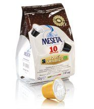 Nespresso Compatible Meseta Coffee Capsules  60 Capsules of Gourmet Organic 100 Arabica Coffee Espresso Compatible with Nespresso Machine *** To view further for this item, visit the image link.