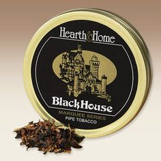 Hearth & Home Marquee BlackHouse - PipesandCigars.com