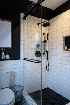 High Contrast Shower Remodel by Westhill Inc. 2019 High Contrast Shower Remodel by Westhill Inc. The post High Contrast Shower Remodel by Westhill Inc. 2019 appeared first on Shower Diy. Shower Tile, Diy Bathroom, Modern Bathroom, Bathroom Redo, Shower Remodel, Bathroom Remodel Shower, Bathrooms Remodel, Bathroom Makeover, Master Bathroom Shower