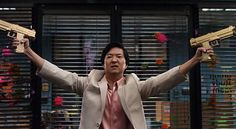 Ken Jeong on Community!