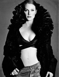 Julianne Moore // by Ruven Afanador