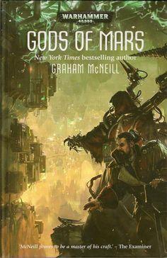 Gods of Mars Warhammer 40,000 Adeptus Mechanicus HC 2014