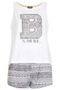 B Is For Bed Pyjama Set