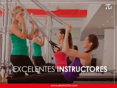 #PilatesStuidioReformer cuenta con los mejores instructores que te explican cómo puedes mejorar tu postura y como debes hacer ejercicio de acuerdo a las características de tu cuerpo. #CuidaTuCuerpo
