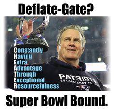 Deflate-Gate?