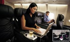 Skyscanner reveals 5 ways to fly business class at economy prices | Daily Mail Online