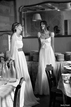 Jesús Peiró 2015 Wedding Dresses — Perfume Bridal Collection | Wedding Inspirasi