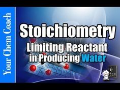Stoichiometry Limiting Reactant of a Reaction - Mr. Causey's Chemistry