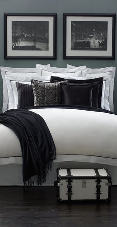 Ralph Lauren Chairman Bed Collection