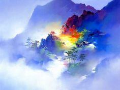 работы художника Hong Leung –2- 01