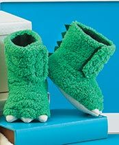 Durable Modeling beast Feet Generous Novelty Slippers