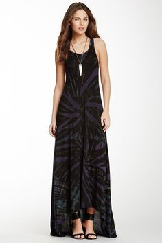 Go Couture Racerback Hi-Lo Maxi Dress by Go Couture on @HauteLook
