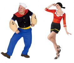 Creative Couples Costumes For Halloween | Datevitation