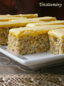 Cake Bars, Cornbread, Banana Bread, Sweets, Homemade, Meals, Cooking, Ethnic Recipes, Cook Books