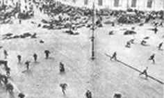 آغاز انقلاب بلشویک ها در روسیه و روز انقلاب (م)  تاریخ رویداد :  نوامبر  فوج  https://fovj.ir