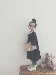 keemiiiiiさんの「【dear muu muu 】 muu OVER T DRESS(SINDEE)」を使ったコーディネート