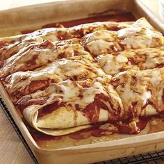 The Big Enchilada - The Pampered Chef®