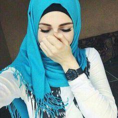 hijab, girl, and islam image Stylish Hijab, Casual Hijab Outfit, Hijab Chic, Hijabi Girl, Girl Hijab, Islamic Girl Images, Beautiful Hijab Girl, Hijab Trends, Hijab Fashionista