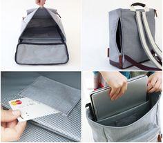 MochiThings.com: Basic Light Backpack