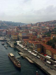 #Porto #Portugal #Ribeira #oldtown #travel #visitportugal