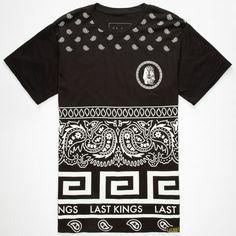 Last Kings Last Kings Clothing Last Kings T-Shirts Last Kings Tanks -... ($35) ❤ liked on Polyvore featuring tops