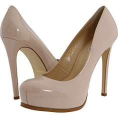 the perfect platform pump - Kelsi Dagger's Linzy (a less expensive version of Pour la Victoire's Irina). it's a beautiful and - believe it or not - comfortable shoe!