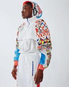 GLORY OF THE KINGS. Playground of Americas a.k.a. Hood buys Everything Photo @soybaby clothes @jahnkoy_  feat @jide.alao #menswear #royalattire #JAHNKOY sponsored by #Swarowski #playgroundofamericas #aka #hoodbuyseverything  #crystals #plasticbags #recycle #weaving #craft #craftingrevolution #sustainablefashion #newgeneration #awakening #mankind #royaltribe #royalattire #sportswear #couture #streetwear WWW.JAHNKOY.COM