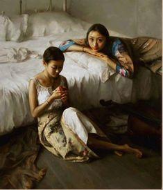 Zhao Kailin (1961- ).