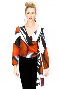 Maxine Top Red Ivy #juliemicheldesigns  Women's Fashion #womensfashion