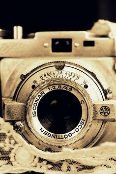 My vintage film camera lens
