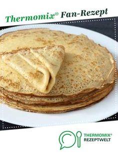 Blini - Pfannkuchen von Jessica_il. Ein Thermomix ® Rezept aus der Kategorie Desserts auf www.rezeptwelt.de, der Thermomix ® Community.