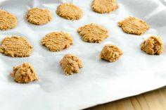 galletas de zanahoria y avena