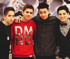 Jason Smith, Madison Alamia, Mikey Fusco, Nick Mara so cute want one to be boyfriend would never ask for anything ever again.