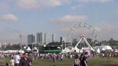 Melhores momentos do segundo dia do Lollapalooza Brasil 2013.