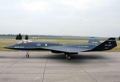 U.S. YF-23 Black Widow