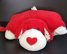 Red Dog Pillow Pet 2010 Brand New In Package | EBay
