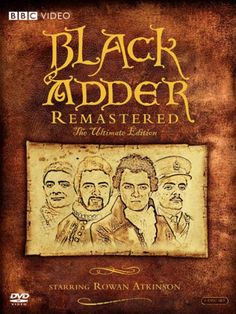 Black Adder (DVD)