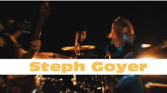 "Steph Goyer: Protean Collective- Dead Ends (Official Music Video)   Official music video for ""Dead Ends"" off of the upcoming album ""Collapse"" out July 28 2017. Directed by Tony Simone at Zenbeast Audio Mixed by André Alvinzi at Fascination Street Studios Mastered by Jens Bogren at Fascination Street Studios Produced by Protean Collective Drums engineered by Kyle Paradis at New Alliance Audio Other tracks engineered by Steph Goyer and Graham Bacher Protean Collective is: Graham Bacher- Vocals…"