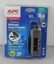New Apc Surgearrest Notebook Surge Protector Inline 2 Prong Design Surge Protector Power Ebay