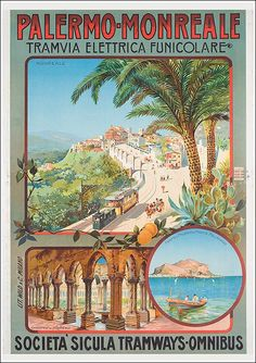 Retro Poster, Poster Vintage, Vintage Travel Posters, Vintage Ads, Italian Posters, Tourism Poster, Railway Posters, Vintage Italy, Travel Images