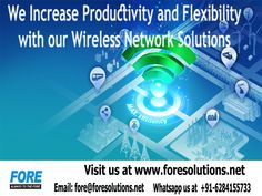 We are one of the foremost solution providers for wireless solutions for campuses and manufacturing Wide Area Network, Artificial Neural Network, Network Solutions, Increase Productivity, Security Solutions, Deep Learning, Cloud Based, Cloud Computing, Information Technology