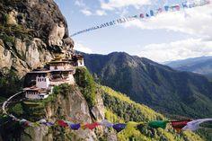 Taktshang (Monasterio Nido del Tigre) - Butan