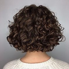 Swipe for before picture - Nice perm on a bob haircut by . - Frost Photography - Swipe for before picture - Nice perm on a bob haircut by . Swipe for before picture - Nice perm on a bob haircut by ❤️🙌🔥 . Spiral Perm Short Hair, Short Permed Hair, Curly Hair Cuts, Short Hair Cuts, Curly Hair Styles, Bob Hairstyles For Fine Hair, Curly Bob Hairstyles, Cool Hairstyles, Bob Perm